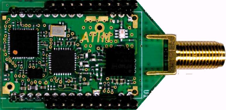 SigBee® : un module radio Sigfox au format XBee