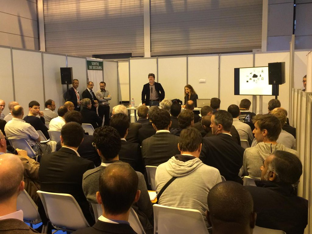 ENOVA 2015 – Conférence SIGFOX