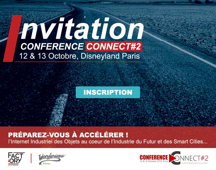 Rendez-vous les 12 & 13 Octobre prochains – ATIM Partenaire de la Conférence CONNECT#2