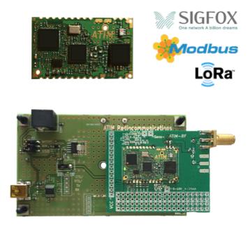 Nouveaux modules radio ARM-NANO