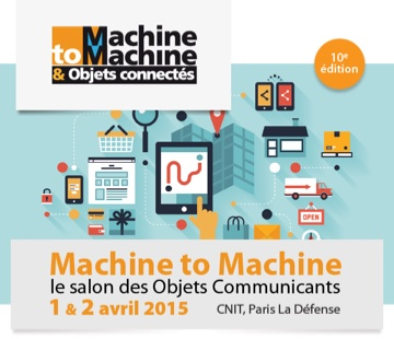 ATIM au salon M2M (1-2 Avril)